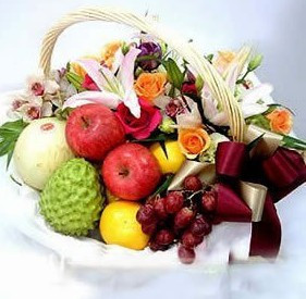 Fruit basket 8